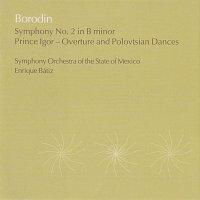 Přední strana obalu CD Borodin: Symphony No.2, Prince Igor excerpts