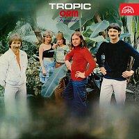 Přední strana obalu CD Tropic (+ bonusy)