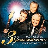 Přední strana obalu CD 3 Generationen Max Greger