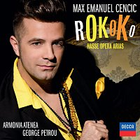 Max Cencic, Armonia Atenea, George Petrou – Rokoko - Hasse Opera Arias