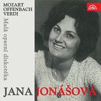 Jana Jonášová – Mozart, Offenbach, Verdi: Malá operní diskotéka