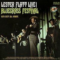 Lester Flatt – Live Bluegrass Festival with Special Guest Bill Monroe