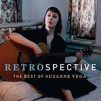 Přední strana obalu CD RetroSpective: The Best Of Suzanne Vega