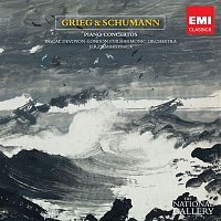 Pascal Devoyon, London Philharmonic Orchestra, David Nolan, Jerzy Maksymiuk – Grieg & Schumann: Piano Concertos