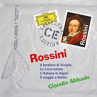 Claudio Abbado – Rossini: Il barbiere di Siviglia; La Cenerentola; L'Italiana in Algeri; Il viaggio a Reims