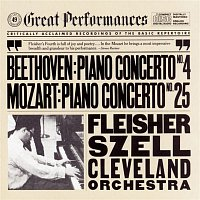 Leon Fleisher, The Cleveland Orchestra, George Szell – Beethoven:  Concerto No. 4 for Piano and Orchestra in G Major, Op. 58 and Mozart:  Concerto No. 25 for Piano and Orchestra in C Major, K. 503