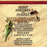 Heinz Holliger – Britten: 6 Metamorphoses after Ovid; Temporal Variations; Phantasy; 2 Insect Pieces / Mozart: Oboe Quartet