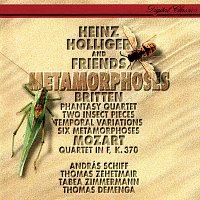 Heinz Holliger – Britten: 6 Metamorphoses after Ovid; Temporal Variations; Phantasy; 2 Insect Pieces / Mozart: Oboe Quartet