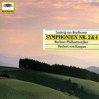 Berliner Philharmoniker, Herbert von Karajan – Beethoven: Symphonies Nos.2 & 4