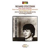 Richard Stoltzman, Carl Maria von Weber, Alexander Schneider, Mostly Mozart Festival Orchestra – Richard Stoltzman Plays Weber, Mozart & Rossini