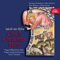 Přední strana obalu CD Ryba: Czech Christmas Mass