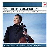 Yo-Yo Ma, Johann Sebastian Bach – Yo-Yo Ma Plays Bach & Boccherini