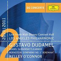 "Kelley O'Connor, Los Angeles Philharmonic, Gustavo Dudamel – Adams: Slonimsky's Earbox / Bernstein: Symphony No.1 ""Jeremiah"" [DG Concerts 2010/2011 LA2]"