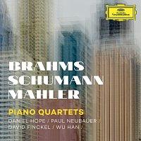 Daniel Hope, Paul Neubauer, David Finckel, Wu Han – Brahms, Schumann, Mahler: Piano Quartets [Live]