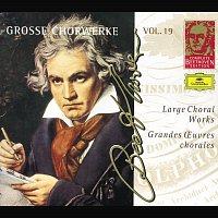 Různí interpreti – Beethoven: Large Choral Works [Complete Beethoven Edition Vol.19]