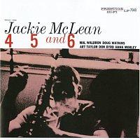 Jackie McLean – 4, 5 And 6 [Rudy Van Gelder edition] [Remastered]