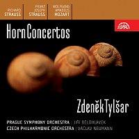 R. Strauss, F. J. Strauss & Mozart: Koncerty pro lesní roh a orchestr