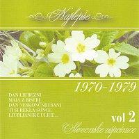 Různí interpreti – SLOVENSKE USPEŠNICE 1970-1979 vol.2