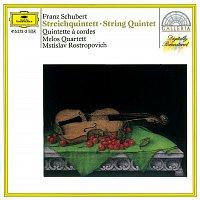 Mstislav Rostropovich, Melos Quartet – Schubert: String Quintet D956