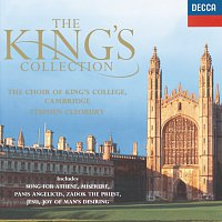 Přední strana obalu CD The King's Collection