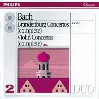 I Musici – Bach, J.S.: Brandenburg Concertos/Violin Concertos [2 CDs]