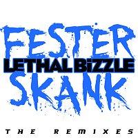 Přední strana obalu CD Fester Skank [The Remixes]