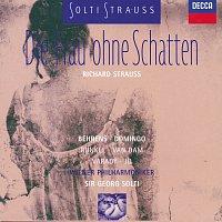 Přední strana obalu CD R. Strauss: Die Frau ohne Schatten [3 CDs]