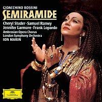 Přední strana obalu CD Rossini: Semiramide
