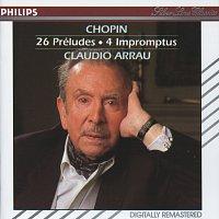 Claudio Arrau – Chopin: 26 Preludes; 4 Impromptus