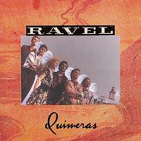 Přední strana obalu CD Quimeras