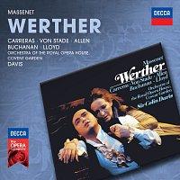 Frederica von Stade, José Carreras, Isobel Buchanan, Sir Thomas Allen – Massenet: Werther