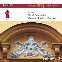 Různí interpreti – Mozart: Arias, Vocal Ensembles & Canons - Vol.2 [Complete Mozart Edition]