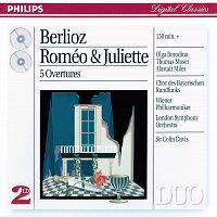 Olga Borodina, Thomas Moser, Alastair Miles, Chor des Bayerischen Rundfunks – Berlioz: Roméo et Juliette; 5 Overtures [2 CDs]