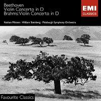 Nathan Milstein, Pittsburgh Symphony Orchestra, Wilhelm Hans Steinberg – Beethoven & Brahms: Violin Concertos