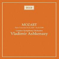 Vladimír Ashkenazy, London Symphony Orchestra – Mozart: Piano Concertos Nos. 21 & 23