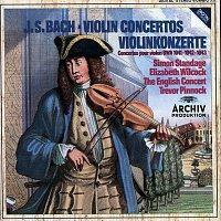 Simon Standage, Elizabeth Wilcock, The English Concert, Trevor Pinnock – Bach, J.S.: Violin Concertos BWV 1041 & 1042; Double Concerto BWV 1043