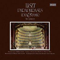 Bracha Eden, Alexander Tamir – Liszt Paraphrases