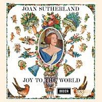 Přední strana obalu CD Joan Sutherland: Joy to the World