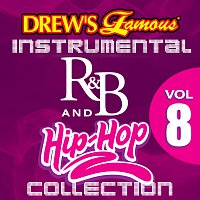 Přední strana obalu CD Drew's Famous Instrumental R&B And Hip-Hop Collection Vol. 8