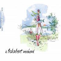 Přední strana obalu CD A Schubert Weekend