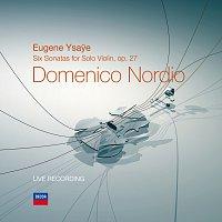 Domenico Nordio – Sei sonate per violino solo, op. 27