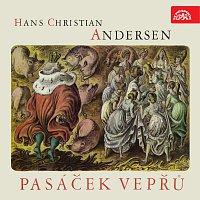 Přední strana obalu CD Andersen: Pasáček vepřů