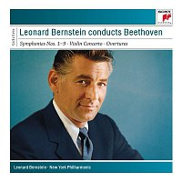 Leonard Bernstein, New York Philharmonic Orchestra, Ludwig van Beethoven – Leonard Bernstein - Beethoven Symphonies Nos. 1-9, Overtures, Violin Concerto - Sony Classical Masters