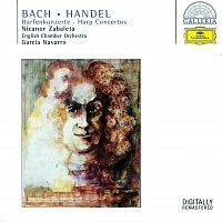 Nicanor Zabaleta, Orchestre de Chambre Paul Kuentz, Paul Kuentz – Bach / Handel: Harp Concertos