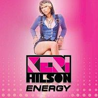Přední strana obalu CD Energy