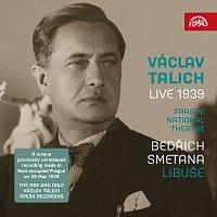 Přední strana obalu CD Smetana: Libuše (Live 1939)