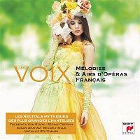 Přední strana obalu CD Mélodies et opéra francais