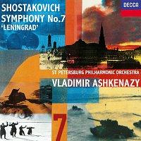 "Vladimír Ashkenazy, St. Petersburg Philharmonic Orchestra – Shostakovich: Symphony No. 7, ""Leningrad"""