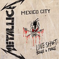 Přední strana obalu CD Live Sh*t: Binge & Purge [Live In Mexico City]