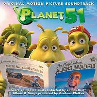 Přední strana obalu CD Planet 51